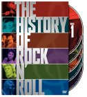 The History of Rock and Roll DVD
